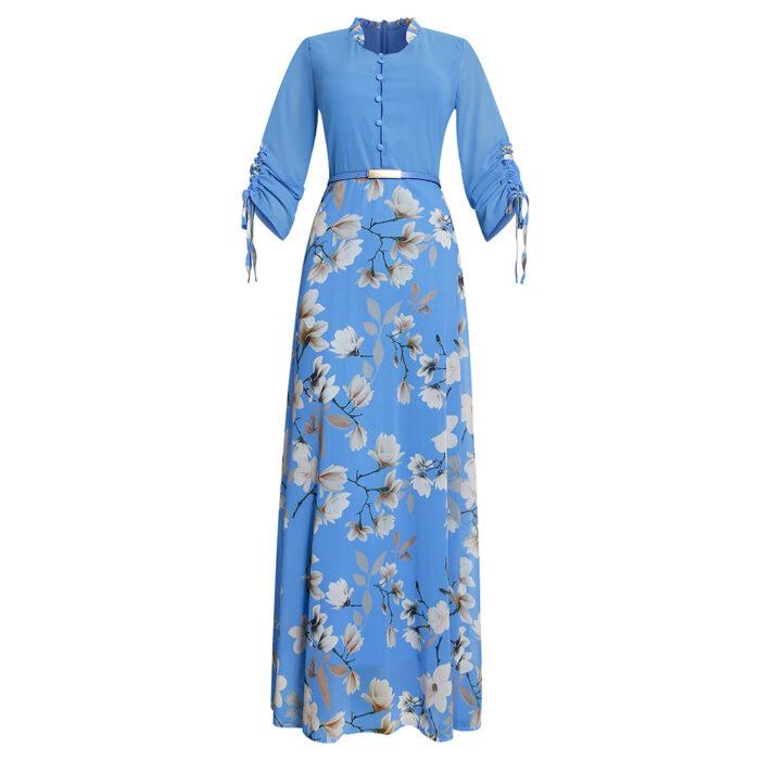 African Maxi dress