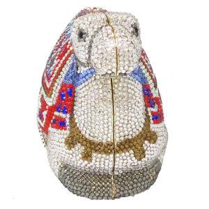 Lovely Crystal clutch bag